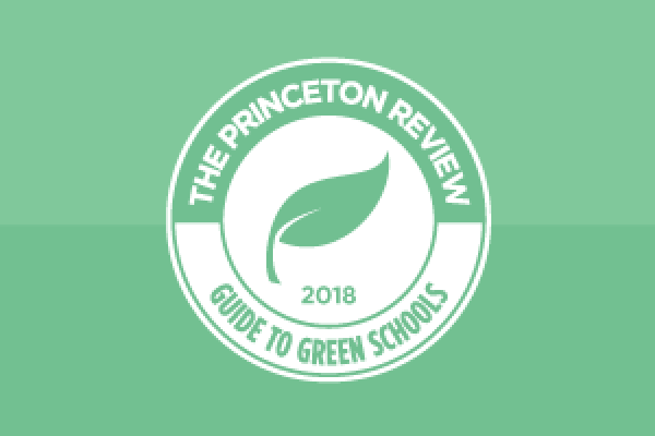 Guide to Green Colleges Logo